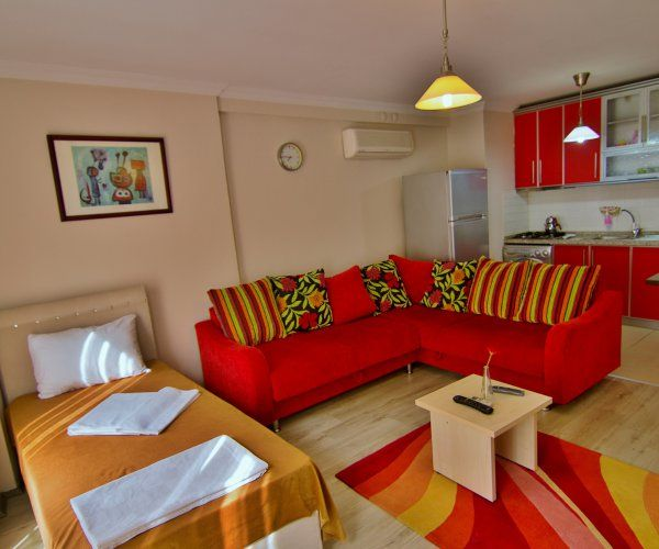 Daily/Weekly Rental Apartment in Canakkale