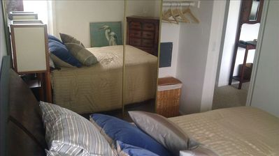 Point Loma condo rental - Bedroom