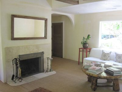 Montecito house rental - Interior
