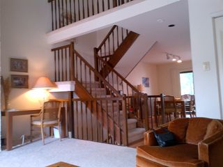 Brigantine townhome photo - Stairs To Third Floor