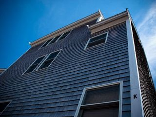 Provincetown townhome photo - Three floors plus finished basement