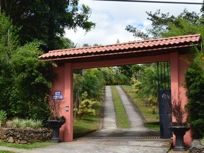 Casa Doughty welcomes you to your positively private tropical garden paradise.