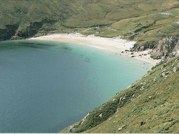 Keem Strand One of the many Beautiful Beaches on Achill Island