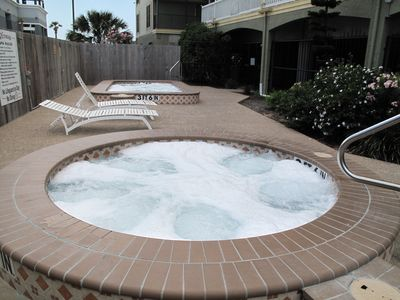 Large Hot Tubs