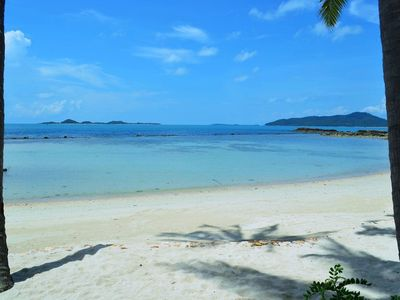 Laem Sor beach villa rental - Your private Beach