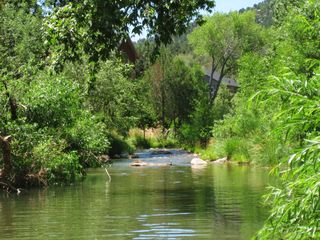 Payson condo photo - East Verde River