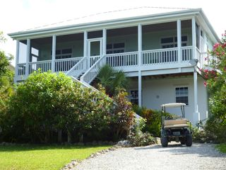 Green Turtle Cay house photo - Front of house