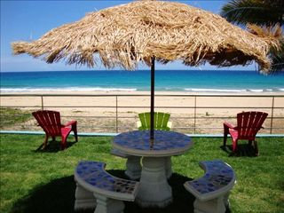 Arecibo villa photo - Beautiful Sandy Beach year round