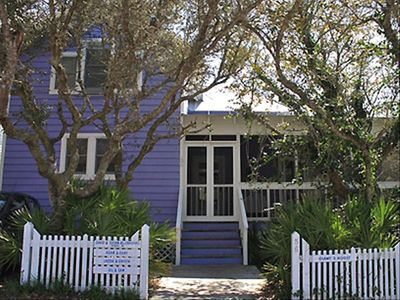 Giants Roost Exterior - Cottage Rental Agency Seaside, Florida