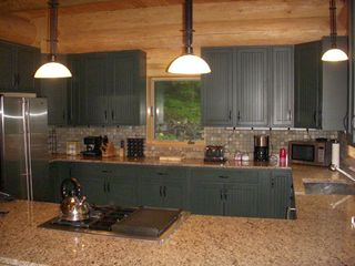 Newry cabin photo - Kitchen