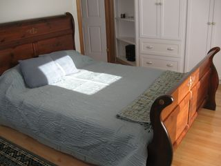 Lubec house photo - Antique Queen Bedroom, 1st Floor
