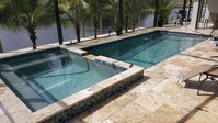 Luxury Contemporary - Pool & Spa, Media Room & Sailboat Dock, New 2015