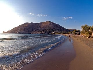 Syros apartment photo - beach