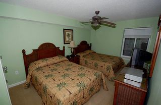 Crescent Beach condo photo - Bedroom with 2 Quees Beds