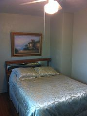 Daytona Beach bungalow photo - The Master Bedroom.