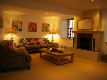 St Andrews & North Fife cottage rental - Sitting Room