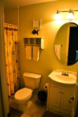 One of the Three Bathrooms - Crescent Beach condo vacation rental photo
