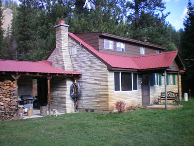 Cozy Cabin On The South Fork Of The Payette River