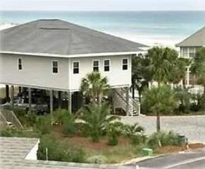 Vista Dunes Beach House with Heated Pool & summer Kitchen - Grayton Beach house vacation rental photo