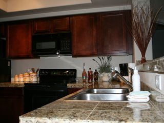 Scottsdale condo photo - Full kitchen with everything you'll need to make your own dinner