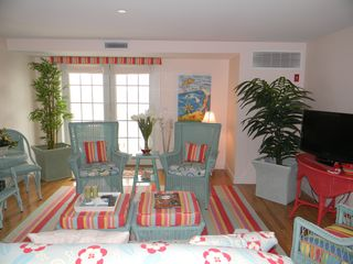 Old Orchard Beach condo photo - Living Area