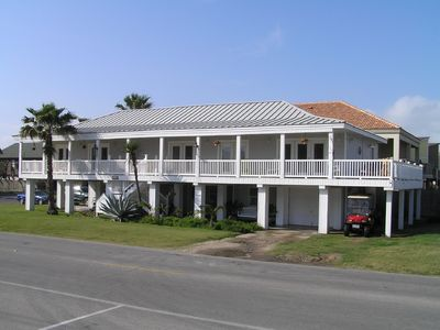 Key West Style House with Huge Wrap Around Balcony