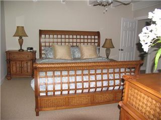 Kiawah Island house photo - Master Bedroom with King Bed