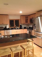 North Conway condo photo - New Kitchen