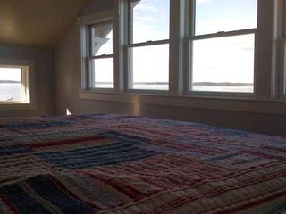 Harpswell cottage photo - Master bedroom