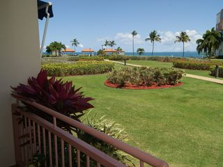 Cabo Rojo apartment photo - Beautiful view from private balcony.
