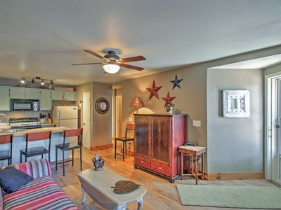 NEW! Rustic 1BR Show Low Condo w/Nature Views
