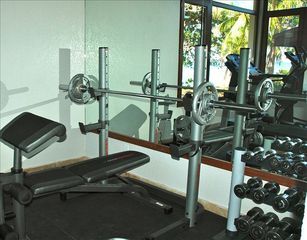 Roatan hotel photo - Workout