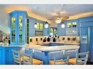 Key West house photo - The main kitchen: fit for a gourmet chef.