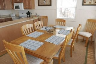Oak Island house photo - Dining room