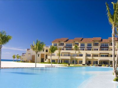 Punta Cana apartment rental - Infinity Swimmingpool