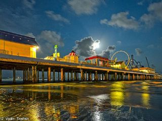 Galveston condo photo - Pleasure Pier opened in summer of 2012. Amusement park rides and good food.