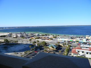 Pensacola Beach condo photo - View of Santa Rosa Sound