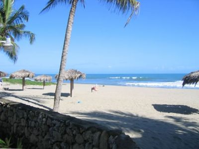 RESIDENTS Beach at Cabarete Beach Vacation Rental Condo