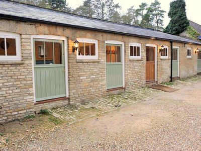 Cheltenham cottage rental - The grade II listed Stable Cottage, in Fossebridge