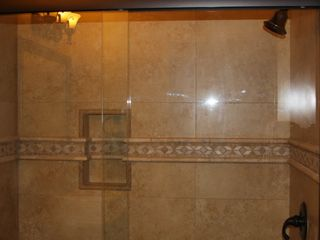 Pinetop condo photo - Walk in shower