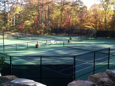 Mountain Top Tennis