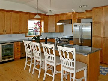 Kitchen LBI Beach House for Rent