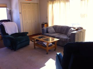 Rye house photo - Living area with cable TV