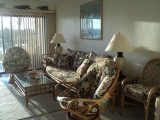 Treasure Cay condo photo - Morning sunlight