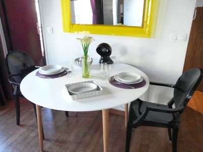 Dining Table for up to 4 people