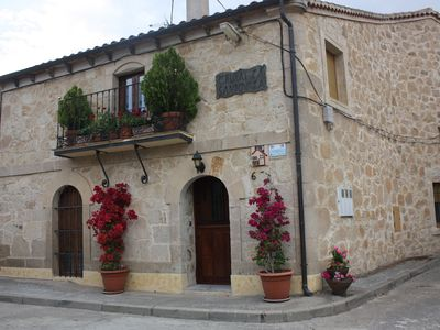 Beautiful rural cottage with garden and barbecue near Salamanca