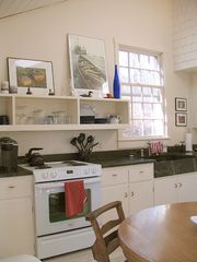 kitchen - Cushing house vacation rental photo