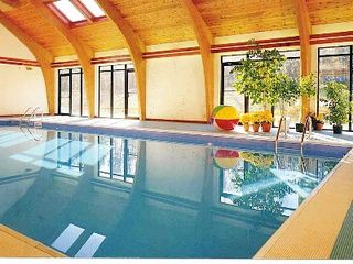 Carrabassett Valley condo photo - Snowbrook Pool and Hot tubs