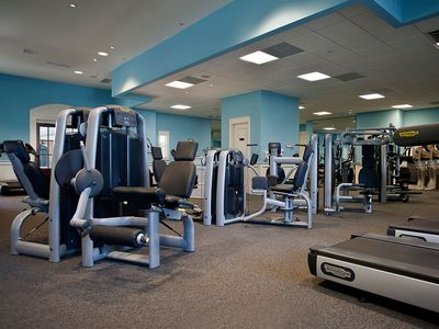 Fitness Center at North Beach