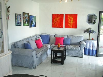 Holiday house in private investment. Pets Allowed. 3 km from Arguineguin